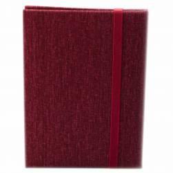 pret preturi Album foto Leporello tip acordeon format 13x18 14 foto culoare bordo