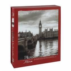 Album foto Old City London Clock 200 fotografii 10x15 cm slip-in momo cutie Albume Foto