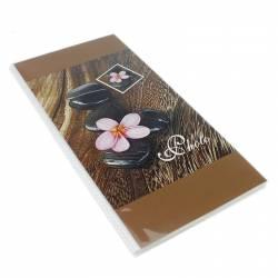 Album foto Wellness Flowers poze 10x15 cm 96 buzunare slip-in 32 pagini Albume Foto