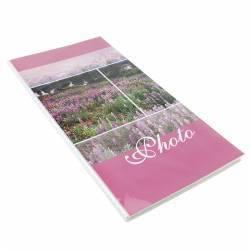 Album foto Wild Flowers 10x15 cm 96 fotografii buzunare slip-in Albume Foto