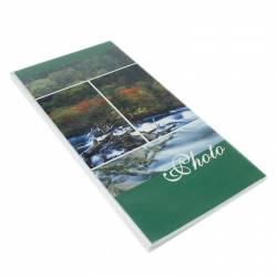 Album Mountain River fotografii 10x15 cm 96 buzunare slip-in 16 file Albume Foto