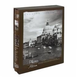 Album Old City Venetia 200 fotografii 10x15 cm slip-in memo cutie Albume Foto
