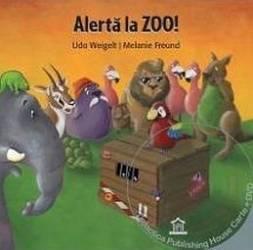 Alerta la Zoo + DVD - Udo Weigelt Melanie Freund