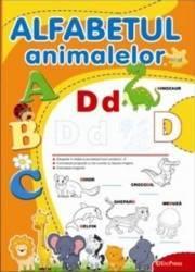 Alfabetul animalelor 5-7 ani