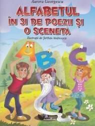 Alfabetul in 31 de poezii si o sceneta - Aurora Georgescu