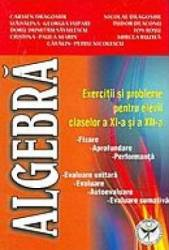 Algebra Cls 11 Si 12 - Exercitii Si Probleme - Carmen Dragomir