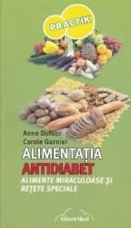Alimentatia antidiabet - Anne Dufour Carole Garnier