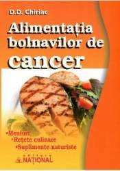 Alimentatia bolnavilor de cancer - D.D. Chiriac Carti
