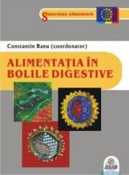 Alimentatia in bolile digestive - Constantin Banu Carti