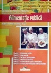 Alimentatie publica cls 10 SAM - Stefania Mihai