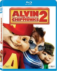Alvin and the Chipmunks the squeakuel BluRay 2009 Filme BluRay