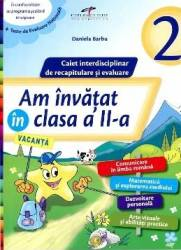 Am Invatat In Cls 2 Caiet - Daniela Barbu