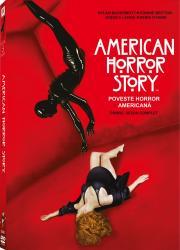 American horror story - Season 1 DVD 2011 Filme DVD