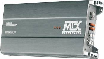 Amplificator Auto MTX RT500.1D 500W