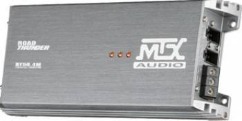 Amplificator Auto MTX RT50.4M 4x50W Amplificatoare Auto