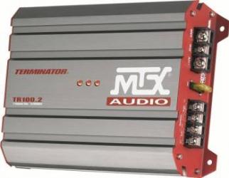 Amplificator Auto MTX TR100.2 2x100W Amplificatoare Auto