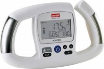 Analizor corporal Medel Bodytech Alb