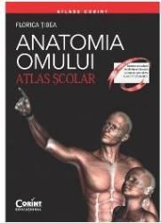 Anatomia omului - Atlas Scolar - Florica Tibea