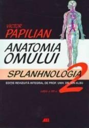 Anatomia omului 2 ed.12 splanhnologia - Victor Papilian