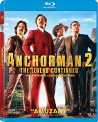 Anchorman 2 The Legend Continues BluRay 2013 Filme BluRay