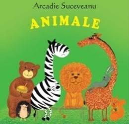 Animale - Arcadie Suceveanu Carti