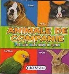 Animale De Companie - Primele Carti Cu Poze
