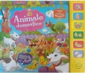 Animale domestice - Asculta si recunoaste sunetele