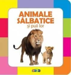 Animale Salbatice Si Puii Lor