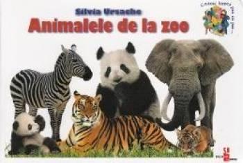 Animalele de la zoo - Silvia Ursache