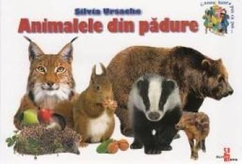 Animalele din padure - Silvia Ursache