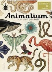 Animalium - Katie Scott Jenny Broom Carti