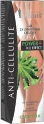 Crema anti-celulitica Cosmetica Afrodita Anticellulite Cecropia PowerPlus Ice Effect Gel Creme Anti Celulita&Antivergeturi