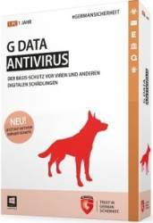 Antivirus G Data 2015 1PC 1An Licenta Reinnoire Electronica