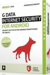 Antivirus G Data Internet Security pentru Android 1 User 1An Licenta Noua Electronica