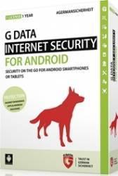Antivirus G Data Internet Security pentru Android 1 User 1An Licenta Noua Electronica