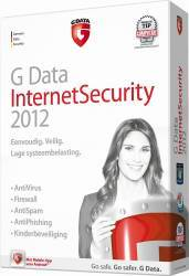 Antivirus G Data InternetSecurity 2012 3PC 1An Licenta Box