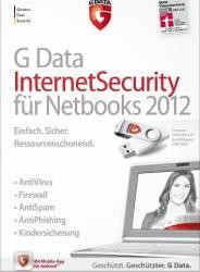 Antivirus G Data Internet Security pentru Netbooks 2012 1PC 1An Licenta Box