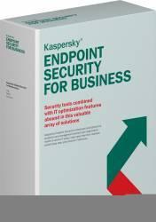 Antivirus Kaspersky Total Security for Business 15-19 Node 1An Licenta Noua Antivirus