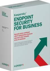 Antivirus Kaspersky Total Security for Business 15-19 Node 2 Ani Base License Antivirus