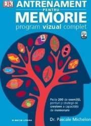 pret preturi Antrenament pentru memorie. Program vizual complet - Pascale Michelon