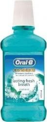 Apa de gura Oral B Antibacterial cool mint 500ml