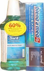Apa de gura Oral B Pro-Expert 250ml+Blend-a-Med Pro-Expert All in One 100ml