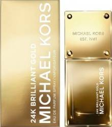 Apa de Parfum 24K Brilliant Gold by Michael Kors Femei 30ml Parfumuri de dama