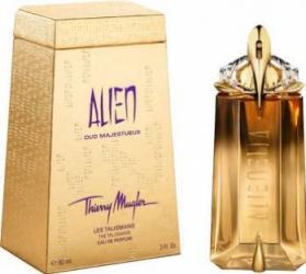 Apa de Parfum Alien Oud Majestueux Refillable by Thierry Mugler Femei 90ml Parfumuri de dama