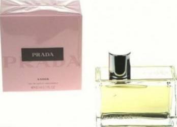 Apa de Parfum Amber by Prada Femei 80ml Parfumuri de dama