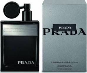Apa de Parfum Amber pour Homme Intense by Prada Barbati 100ml Parfumuri de barbati