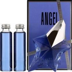 Apa de Parfum Angel 50ml + 2 Refills 50ml by Thierry Mugler Femei 50ml + 50ml + 50ml Seturi Cadou