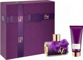 Apa De Parfum Ch Sublime 50ml + Lotiune De Corp 75ml by Carolina Herrera Femei Seturi Cadou