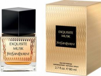 Apa de Parfum Exquisite Musk by Yves Saint Laurent Unisex 80ml Parfumuri Unisex