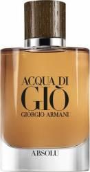 Apa De Parfum Giorgio Armani Acqua Di Gio Absolu Barbati 75ml
